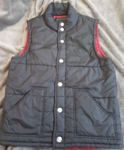 True Religion Puffer Bubble Vest Buddha SIZE SMALL