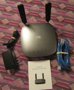 ROUTER ZTE TURBO MF275R