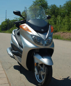 2007 YAMAHA MAJESTY SCOOTER