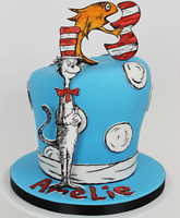 Need a Cat In the Hat theme cake