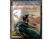 WIPEOUT OMEGA COLLECTION SONY PLAYSTATION 4 PS4 BRAND NEW & SEALED