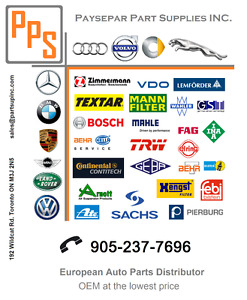 COOLING SYSTEM WATER PUMP FOR GERMAN & EUROPEAN CARS