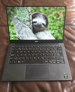 2015 Dell XPS 13 Intel i7-13.3in. 512GB/ 16gb ram