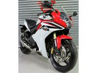 NOW SOLD. MORE BIKES WANTED. SELL US YOURS 11 HONDA CBR 600 F FA-B ABS HPI CLEAR