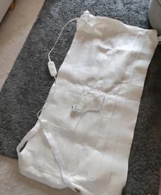 Brand new single slumberdown electric blanket