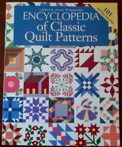 Encyclopedia of Classic Quilts