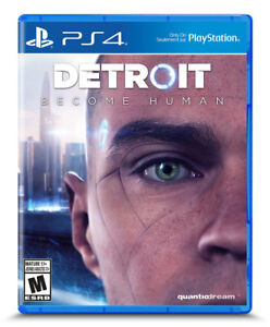 Detroit: Become Human - PlayStation 4 PS4 NEW