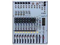 Mixer - Yamaha MW12CX USB