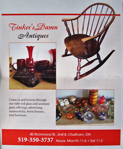 Tinker's Damn Antiques - NEW CHATHAM STORE