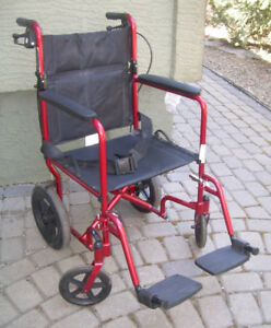 transport Wheelchair for invalid.  Near Chinook
