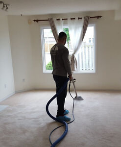 Super steam carpet cleaning truck mounted London Ontario image 2