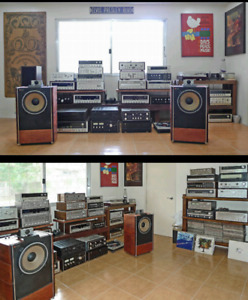 Wanted, your old unused Stereo equipment