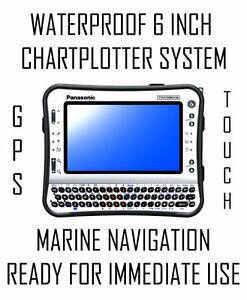EAST COAST MARINE CHARTPLOTTERS - 6 to 15 INCHES + GPS