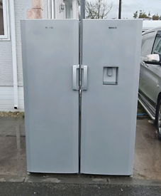 Twin Beko Fridge and Freezer in use like New Condition.