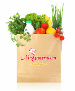 The MrsGrocery Business is Currently Available