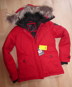 NEw with tags, great ECKO down filled coat, women's S