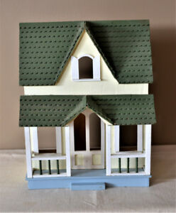 Collectible Doll House Unfurnished