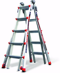 New Little Giant Ladder with Trestle's (Sale)