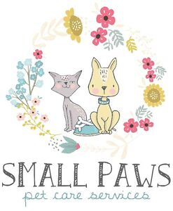Dog Sitting Pet Care Small Paws