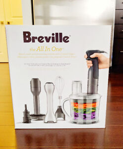 Breville ® The All in One ™ Prep Station