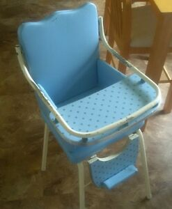 Retro High Chair Kingston Kingston Area image 2