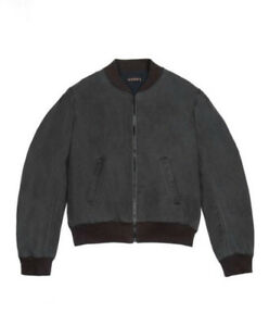 YEEZY SEASONDenim Bomber Jacket
