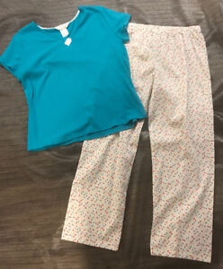 Women's Cotton Pyjamas. Brand new w/tags. Various sizes. 50% off