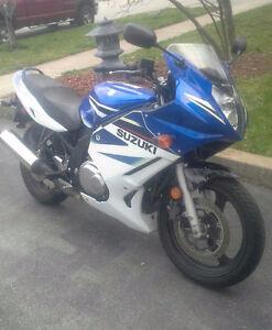 2007 suzuki GS500F