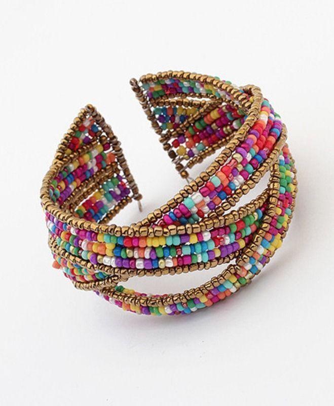 beaded cuff bracelet buying guide ebay