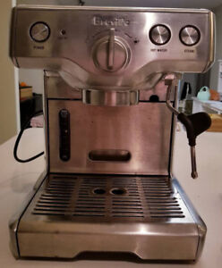 Breville Duo-Temp 800ESXL Espresso Coffee Maker Machine