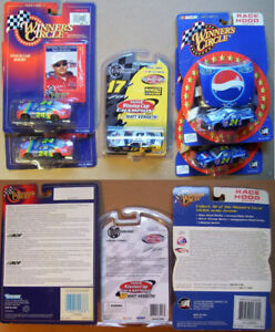 Kenner winner's circle Nascar Jeff Gordon #24