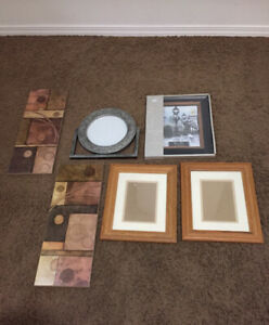 Frames and wall art