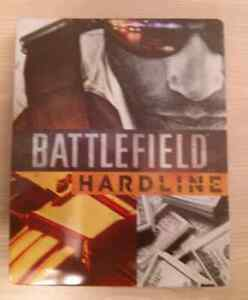 Battlefield Hardline Future Shop Exclusive Steelbook Case *$5*