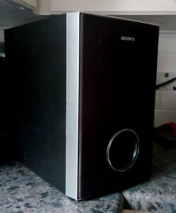 """Sony """"woofer"""" for home theatre system"""