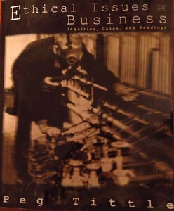 Ethical Issues in Business (PHIL 215 / ARBUS 202 @ UW)