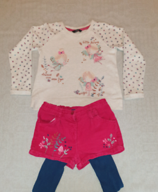 Set of 3, girls outfit