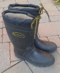 Insulated Rubber Boots