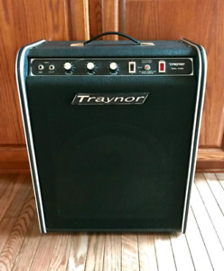 Vintage Traynor Bass or Keyboard Combo Amp