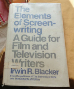 BOOK ELEMENTS OF SCREEN-WRITING-GUIDE FOR WRITERS