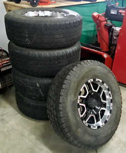 5 Jeep Wrangler Tires & Rims For Sale