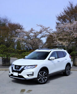 Lease Take Over: Nissan Rogue 2017 SL AWD