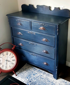 French Country Gentleman's Farmhouse dresser