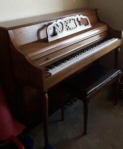 Apartment Size Piano - Excellent Condition