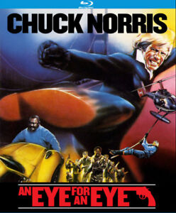 Chuck Norris Blu-ray Collection (brand new movies)