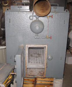 Large Wood Fired Furnace