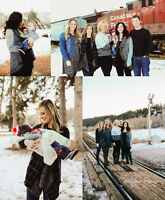Family Photographer - Calgary and Surrounding Area