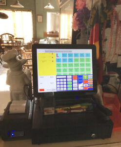 Brand New Touch Screen POS for Restaurant with BEST OFFER
