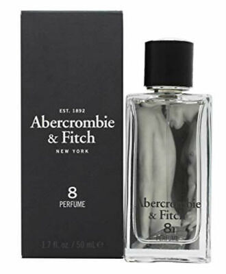 Abercrombie & Fitch Perfume No 8 for Women Eau de Parfum Spray 1.7 oz New in Box