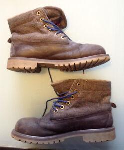 Chaussures Timberland grandeur:3.5 ou 35européen