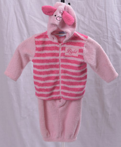 Cute pink rabbit sleeper traveler 2 piece